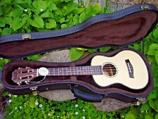 """New LGR 26"""" Handmade in Brazil Solid Spruce top in hard case. Free postage."""