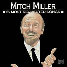 MITCH MILLER : 16 MOST REQUESTED SONGS (CD) sealed