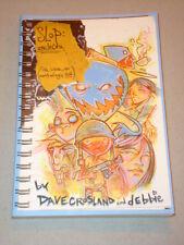 SLOP ANALECTA GRAPHIC NOVEL DAVE CROSSLAND DEBBIE IMAGE 9781582404943