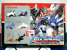 1992 SIXWING TF-02 Transformers G1 (Vintage TOYS)