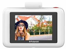 Polaroid Snap Touch Instant Print Digital Camera White (Includes 10 Free Sheets)