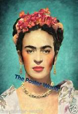 Frida Kahlo immagine foto poster HOME ART PRINT-WALL DECOR NUOVO Z3
