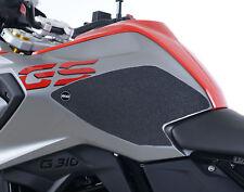 R&G Racing Negro apretones de tracción del Tanque para BMW G310GS-ezrg 113BL