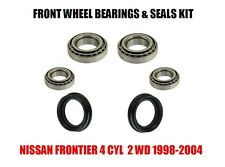 Front Wheel Bearings & Seals Set A3-A5-710478