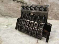 IBANEZ EDGE FLOYD ROSE GUITAR TREMOLO in BLACK - OFF A ORIGINAL JAPAN 1990 RG570