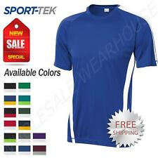 Sport-Tek Men's  Colorblock Dry Fit Competitor Moisture Wicking T-Shirt M-ST351