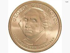 2007 P Presidential Dollar George Washington Satin Finish
