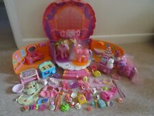 My Little Pony Twinkle Twirl Pony Dance Studio Playset 4 Pony Accessories Hasbro