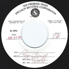 ROY ACUFF & BOXCAR WILLIE Fireball Mail ((**NEAR MINT TEST 45 from 1982**))