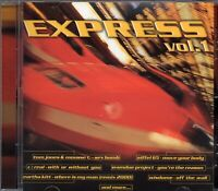Express Vol 1 (2000 CD) Wamdue Project/Touch & Go/Eiffel 65/Gloria Gaynor/Leena