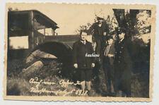 Foto Unfall-Crash Deutsche-Reichspost 30er Jahre (2406)