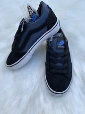 NEW Vans La Cripta Dos Blue Black Youth Size 13
