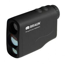 Braun Rangefinder Laser Distance Meter 600 Wh Von 4m Bis 600m 6x Magnification