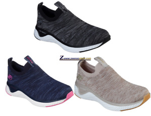 Ladies Skechers Solar Fuse-Lite Joy Knit Air Cooled Cushioned Shoes Trainer
