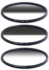 ICE 67mm Grad ND Set Reverse Hard Soft ND8 Filter ND 3 Stop Optical Glass GND 67