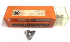 9 Stechplatten Einstechen 50150 024 P25 von Wohlhaupter Neu H11990