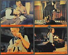 FRANKENSTEIN MUST BE DESTROYED 1969 ORIG 8X10 LOBBY CARD SET PETER CUSHING