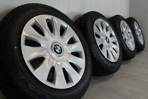 """16"""" BMW 3 4 series F30 F31 F32 F33 winter wheels and 6-7mm Bridgestone RFT tyres"""