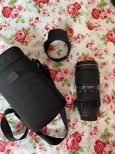 Sigma 70-200 1:2.8 ll EX APO DG Nikon