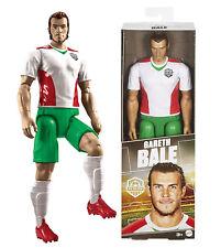 "Mattel FC Elite Gareth Bale Soccer Football 12"" Action Figure"