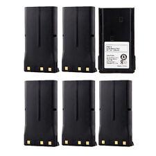 6X KNB-15H KNB-14 Battery for KENWOOD TK373 TK378 TK388 TK3101 TK3102 TK-3107