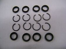 6.0L Ford Powerstroke Injector Spool Valve O-Ring and Clip  2003 THRU 2007 qty8