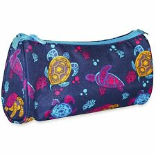 Sea Turtle Women Makeup Bag Zipper Cosmetic Purse Lady Small Organizer Pouch