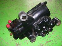 08 Hino 268 Power Steering gear box sector DAMAGED BROKEN core