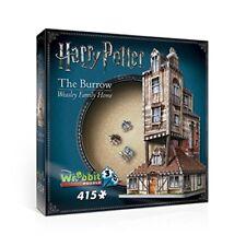 Harry Potter Hogwarts The Burrow Weasley Family Home 3D Jigsaw