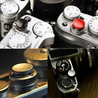 Concave Soft Shutter Release Button For Fujifilm X100 Leica M6 M7 M8 3Colors 1pc