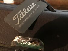 Titleist Messenger Swag Bag, BNWT, Pro V1 sleeve, Cap, SC Red Pivot Tool & Towel