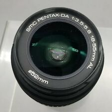 Pentax SMC Pentax-DA 18-55mm F3.5-5.6 AL Lens (black) - Fast Ship - H09