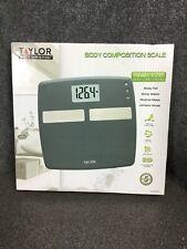 Digital Body Fat Bath Scale M64E