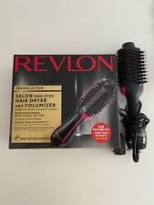Used Revlon PRO Collection Salon One Step Hair Dryer and Volumizer Brush