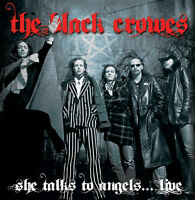 THE BLACK CROWES - She Talks To Angels... Live. New CD + sealed