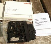 Märklin 7548 H0 Unterflurzurüstsatz für K-Gleis-Weichenantrieb neuwertig in OVP