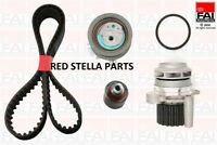 FAI TIMING BELT KIT WATER PUMP AUDI A3 A3QUATRO A4 A6 1.9TDI 8V  2.0TDI 8V