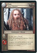 Lord Of The Rings CCG Card MoM 2.C6 Fror Gimli's Kinsman