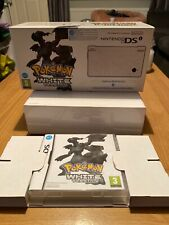 Nintendo Ds - Pokemon White Console - Console Is Brand New & Sealed - Fast Post