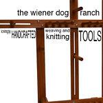 The Wiener Dog Ranch