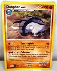 A101 Carte Pokémon Diamant et Perle Merveilles Secrètes 48/132 Donphan 100 pv