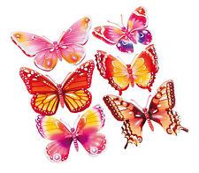 Wandtattoos & -bilder mit Schmetterlinge Motiv für Kinder