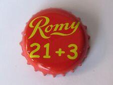 Beer Bottle Crown Cap ~ Brouwerij Roman ROMY (Lager) Pils ~ Oudenaarde, Belgium