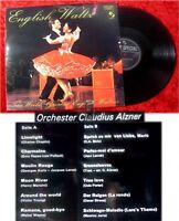 LP Claudius Alzner: The World Greatest English Waltzes