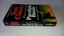 TOM CLANCY - PARALLELO RUSSIA - RL LIBRI SUPERPOCKET # 76 - 1999 -  RM62