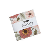 Moda Fabrics Mini Charm Pack - Folktale by Lella Boutique 2 1/2 in squares
