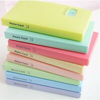 Large Capacity Photo Album Business Card Photocard Name Card ID Holder Pockets