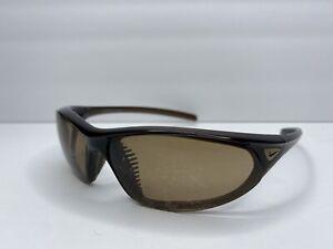 NIKE V Cadence EV0184 201 Men's Brown Frame Brown Lens Cycling Bike Sunglasses