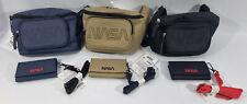 Bundle of NASA Bum Bags, Fanny Packs, Key Wallets, Joblot, BNWT