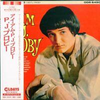P.J. PROBY-I AM P. J. PROBY-JAPAN MINI LP CD BONUS TRACK C94